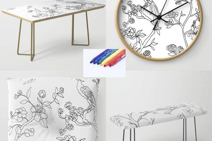 Casart Interactive Chinoiserie Decor Composite