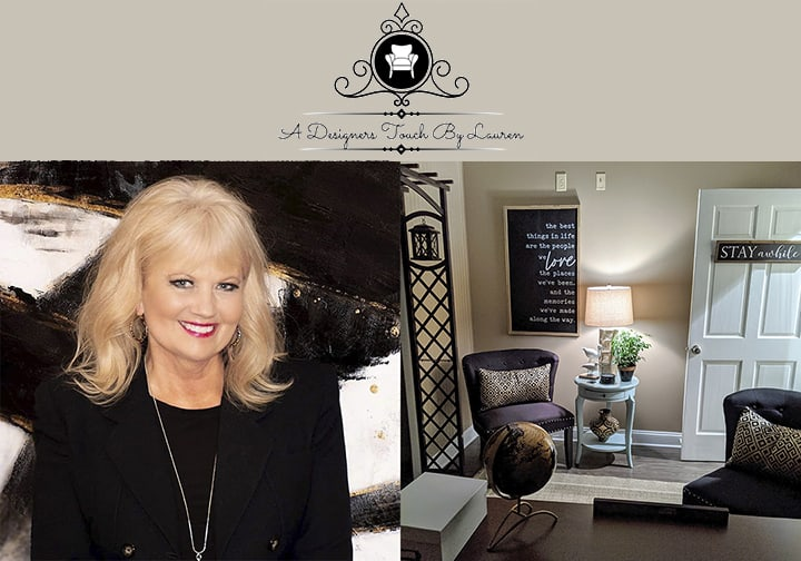 Lauren Brown_A Designers Touch By Lauren interior design feature on casartblog