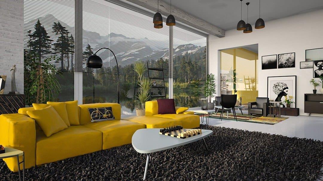 Lighting matters in living room_casartblog