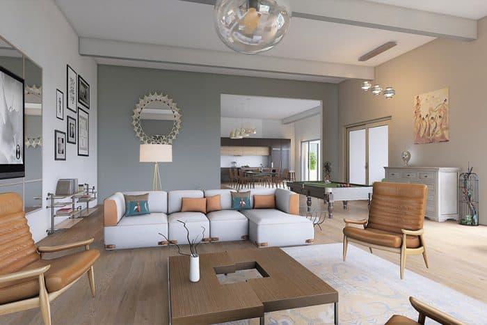 Make Affordable Living Room Look Expensive_casartblog_Image Credit Festoon House Lighting