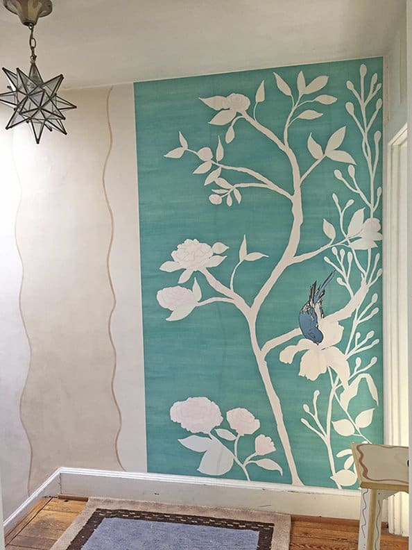 Casart Coverings Interactive Chinoiserie Coloring Book wallpaper_casartblog