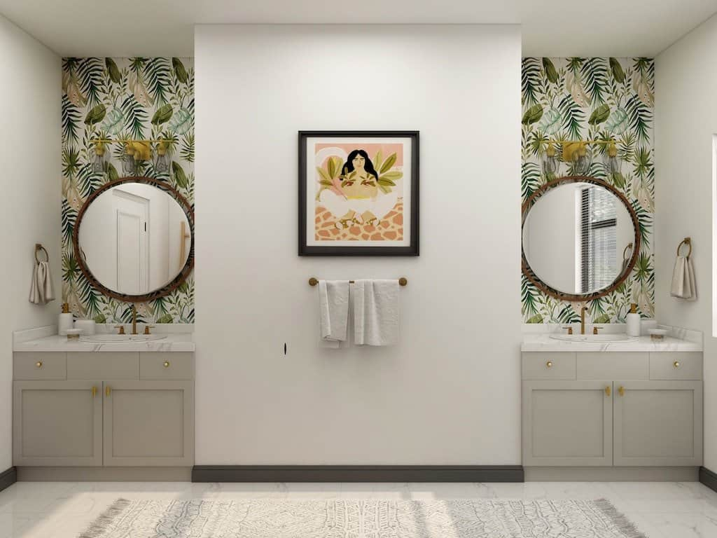 eye-catching elevated bathroom look_casartblog