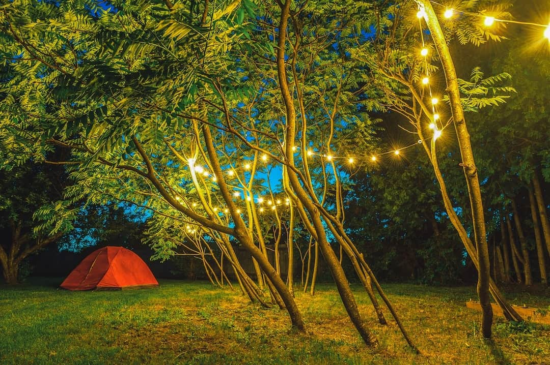 Patriotic String Lights_Harrison Haines via Pexels on casartblog