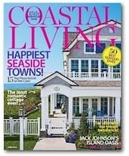 Coastal Living Magazine Casart coverings press