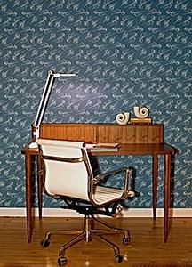 Casart patterns_Quill-Desk-chair_indigo