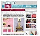 Casart coverings is featured on Compartment Life blog