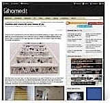 Casart coverings is featured on Homedit blog