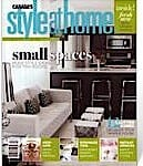 Casart coverings in Style at Home magazine