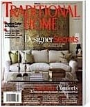 Mary Douglas Drysdale Signature Color Faux Linen for Casart coverings in Traditional Home