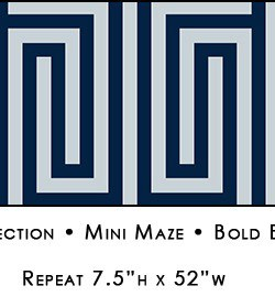 Casart coverings_Bold Blue & Pale Cloud Mini Maze_Libby Langdon Collection_1x