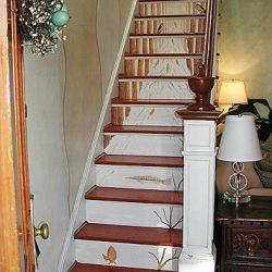 Casart Custom Stair Mural