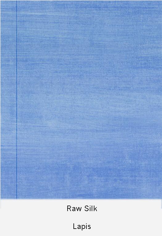 Casart coverings Lapis Raw Silk_Organics_2x