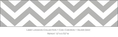 Casart coverings Silver Gray Chic-Chevron_Libby Langdon Collection_3x