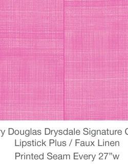 Casart MDD Mary Douglas Drysdale Signature Color Lipstick Plus Casart Faux Linen 4x