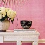 Casart MDD Mary Douglas Drysdale Signature Color Lipstick Plus Casart Faux Linen Room View 4