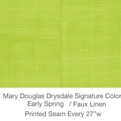 Mary Douglas Drysdale Signature Color Early Spring Casart Colorwash 5x