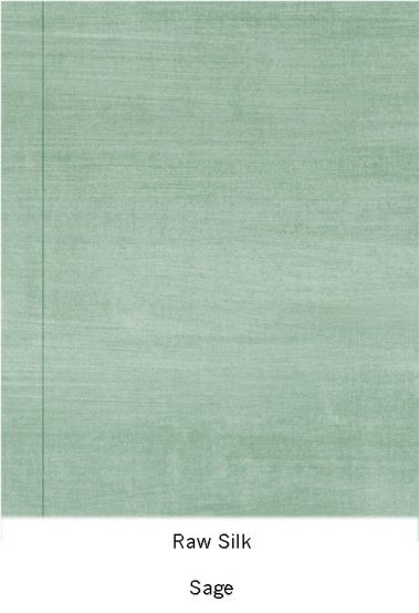 Casart coverings Sage Raw Silk_Organics_5x