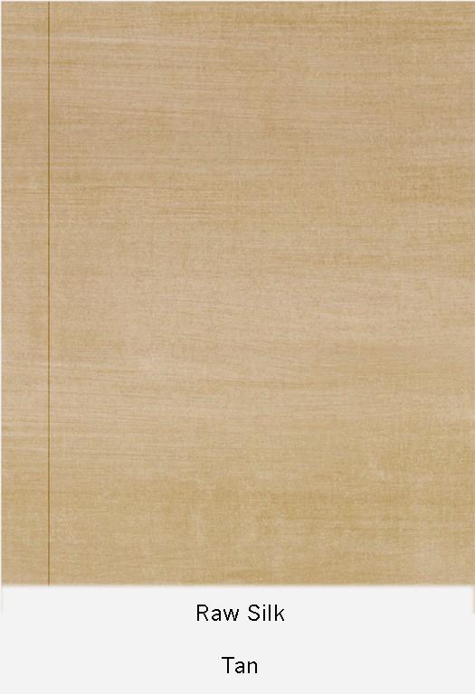 Casart coverings Tan Raw Silk_Organics_6x