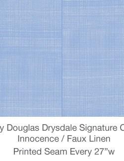 Casart MDD Mary Douglas Drysdale Signature Color Innocence Casart Faux Linen 8x