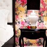 Casart Flower Power_Botanicals_ Bedroom View
