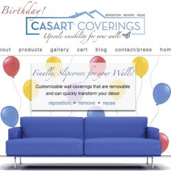 Casart Coverings Birthday eGift Card