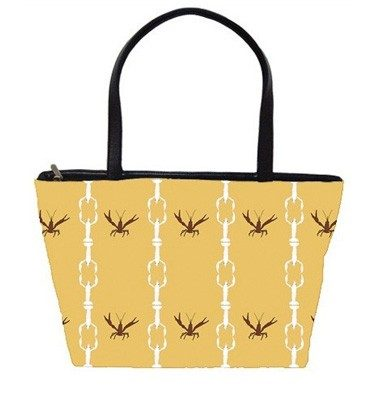 Casart Crawfish Cotillion Tote