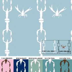 Casart_Crawfish-Cotillion - Gulf Coast Design_Sample1