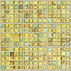 Casart_Yellow Faux Glass Tile_Architectural_2