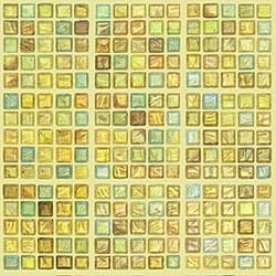 Casart_Yellow Faux Glass Tile_Architectural_3