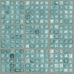 Casart_Teal Faux Glass Tile_Architectural_5