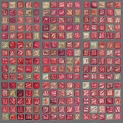 Casart_Red Faux Glass Tile_Architectural_8
