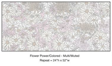 Casart_Mult-Colored Muted Flower Power - Botanicals C_3x