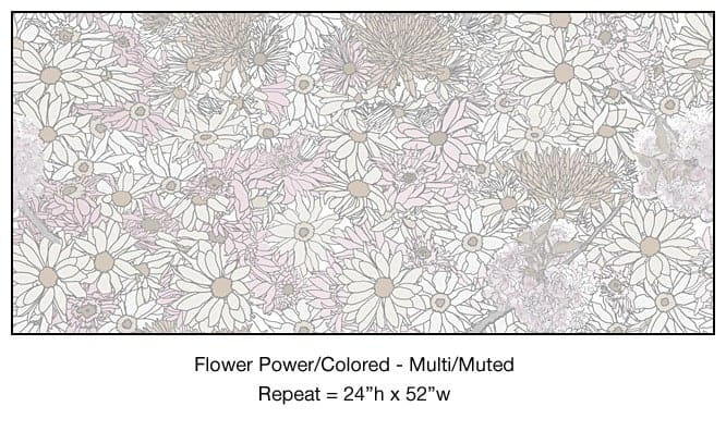 Casart_Mult-Colored Muted Flower Power - Bontanicals C_3x