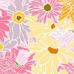Casart_Multicolored_ White-Pink Flower Power - Bontanicals C_4