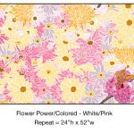 Casart_Multicolored_ White-Pink Flower Power- Bontanicals C_4x