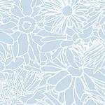 Casart_White on Light Blue Flower Power_3