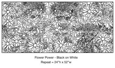 Casart_Black - White Flower Power Botanicals_6x