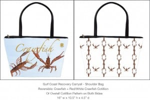Casart_GCR_Crawfish Carryall_9x