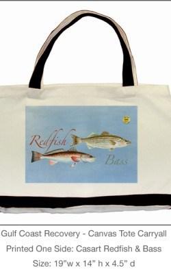 Casart Redfish & Bass_GCR_tote_8x
