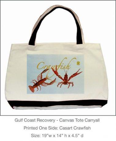 Casart Crawfish_GCR_tote_9x