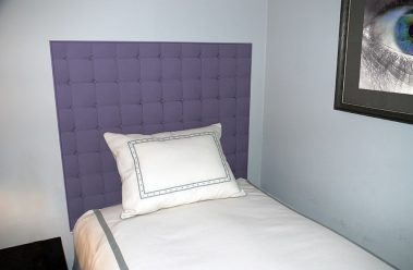Casart Coverings Plum Faux Padded Headboard Vignette-2_rm-view_X