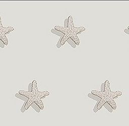 Casart_Starfish Pattern Light Sand_1