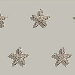 Casart coverings Starfish Pattern Dark Sand