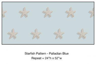Casart_Starfish Pattern Palladian Blue Detail_3x