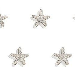 Casart_Starfish Pattern White_5