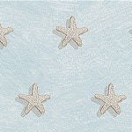 Casart_Starfish Pattern Blue Colorwash_6