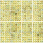 Casart_Yellow Faux Glass Clear Grout Tile_2-b_Architectural