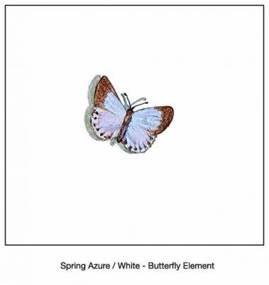 Casart_Spring Azure Butterfly Detail_5x