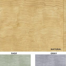 Casart coverings Satinwood_Organics Sample