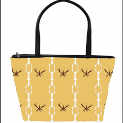 Casart coverings_Cotillion-yellow-carryall